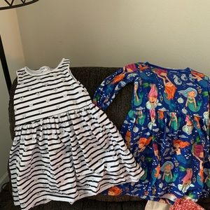 Other - Must sell! 2 jersey dresses. Good used condition.